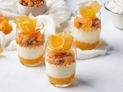 황금향 보틀 케이크